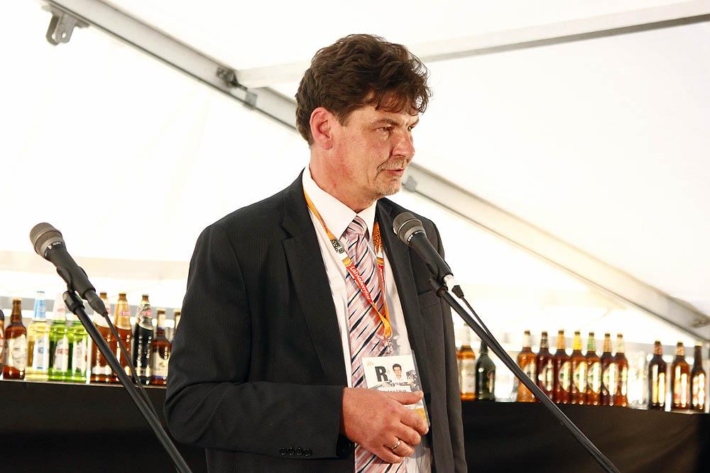 Latviabeerfest 2013 orgkomitejas priekšsēdētājs Andrejs Šikors