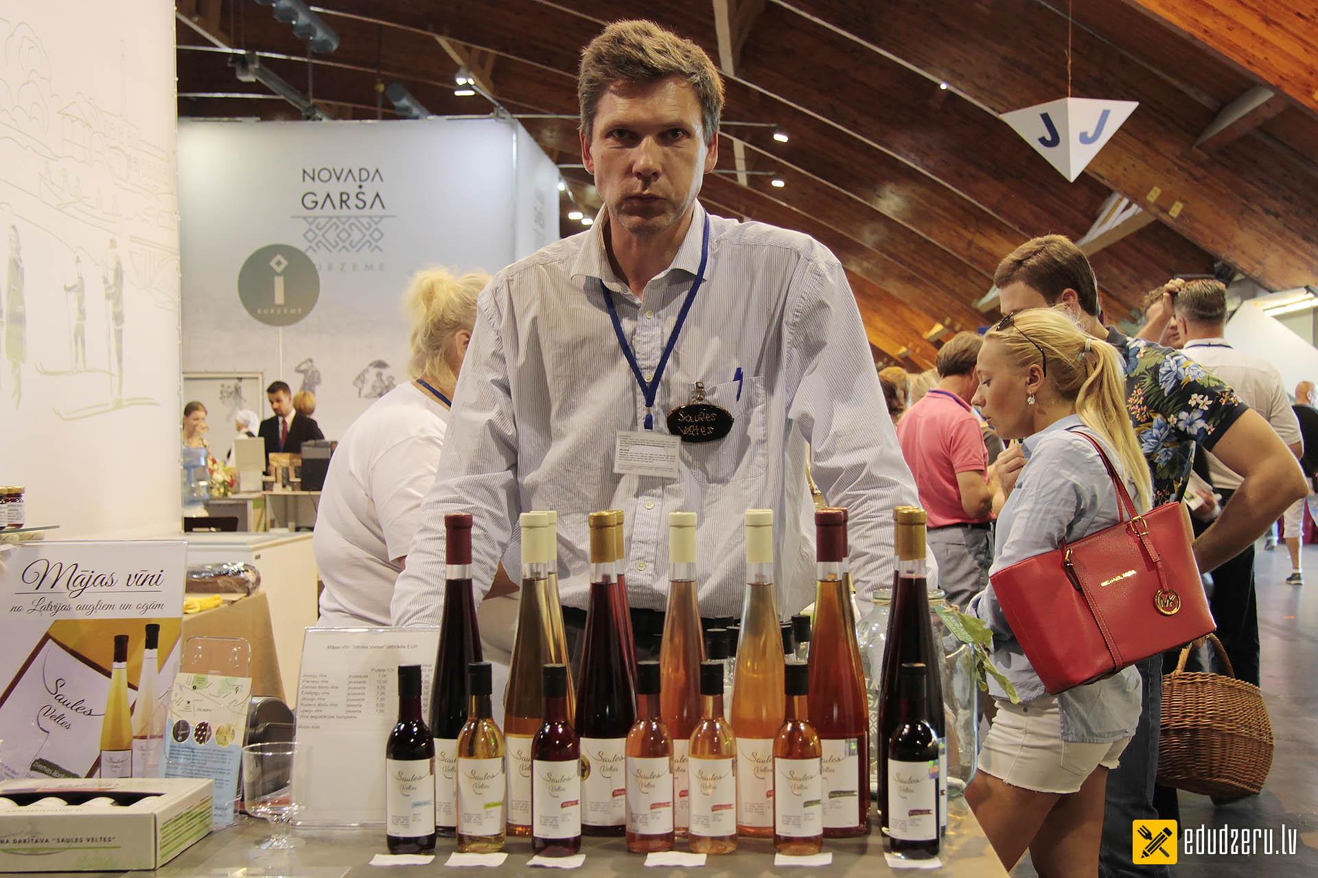 Joprojām viens no garšīgākajiem mājražotāju vīniem. Iesakām iegādāties vīna degustācijas komplektu, lai atrastu savu favorītu.